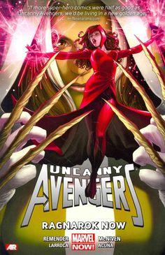 Marvel Uncanny Avengers 3: Ragnarok Now