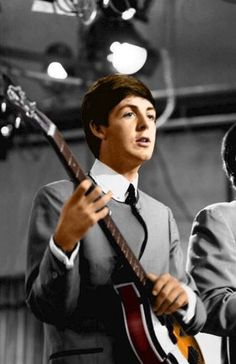 gorgeous Beatle Paul