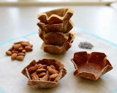 Det Mælkefri Køkken: Sprøde is-skåle