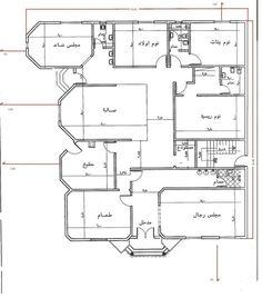 مخططات دور ارضي , تصميم و رسومات للطابق الاول - الغدر والخيانة 2bhk House Plan, Simple House Plans, Model House Plan, House Layout Plans, Family House Plans, New House Plans, Dream House Plans, House Layouts, Home Map Design