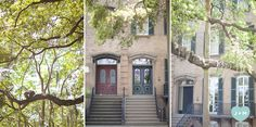 109 West - a beautiful rental in Savannah for destination wedding events and accommodations!