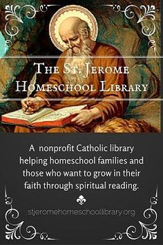 St. Jerome Homeschool Library