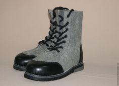 ce7e4c5e1 Купить Валяные мужские ботинки