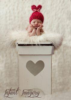 Ravelry: Little Sweet Heart Hat Crochet Pattern pattern by Melody Rogers