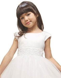 Buy KID Collection Girls Angelic Princess Tulle Flower Girl Dress From $34.90