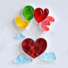 quilling, quilling art, paper, paper art, design. wall art, quilling wall art, love,  love, do what you love,  любовь, любовь, квиллинг, бумага, дизайн