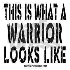 This is What a WARRIOR Looks Like tshirts. Check back each week for new Funny MMA T-shirts or sign up on our Mailing List to get updates on our new MMA designs. Sign up on our Mailing List.