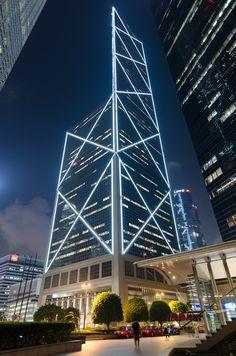 Bank of China Tower, Hong Kong - Bank of China Tower