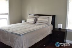 A lot of light in the bedroom. Bedroom, Furniture, Home Decor, Room, Homemade Home Decor, Bed Room, Home Furnishings, Decoration Home, Bedrooms