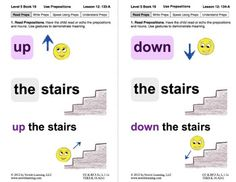 Use Prepositions: Lesson 12, Book 19 (Newitt Grammar Series)