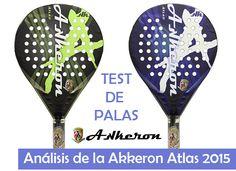 TEST- Análisis de la Pala Akkeron Atlas 2015