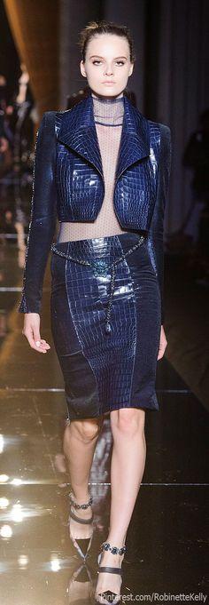 Versace Atelier Haute Couture   F/W 2013 (BB)