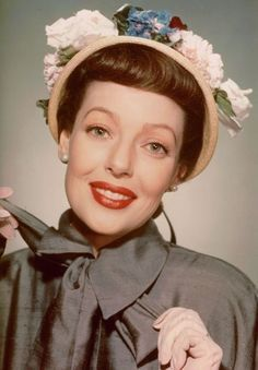 1949 - Mother Is a Freshman, Loretta Young