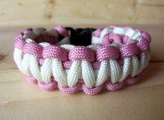 two tone solomon bar paracord bracelet