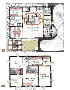 ママンの家 30坪 間取り - Google 検索