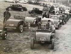 Vintage Racing, Vintage Cars, Antique Cars, Old Hot Rods, Traditional Hot Rod, Classic Hot Rod, Ford Classic Cars, Us Cars, Drag Cars