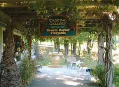 Bowers Harbor Vineyards, Traverse City, MI