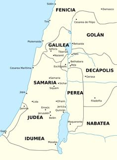 First century palestine-es - Galilea - Wikipedia, la enciclopedia libre Godly Play, Article Writing, Holy Land, Christian Life, Palestine, Cover Photos, Told You So, Bible, Marco Antonio