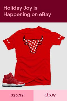 8c62fb099a1bc8 Shirt to match Air Jordan Retro 12 Bordeaux Sneakers.Bull XII Maroon Tee in  2019