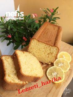 Limon Aromalı Kek