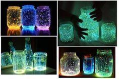 Ночник. Как вам идея создания необычного ночника своими руками со светящейся водой? | Все о ремонте