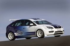 Focus Touring Car Concept Picture #2, 2006