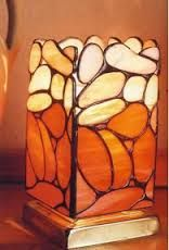 Resultado de imagen para moldes lamparas tiffany Tiffany, Glass Lights, Mixed Media Sculpture, Lamp Light, Stained Glass, Lanterns, Porta Velas, Home, Fused Glass