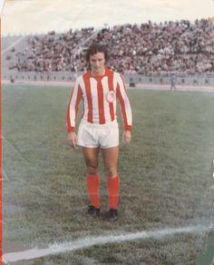 Ρομεν Αργυρουδης Athlete, Football, History, Sports, Greece, Red, Lost, Passion, Soccer