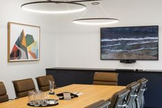 Concept Commercial Interiors was tasked by boutique law firm KHQ, to design their new offices located in Melbourne, Australia. Teal Color Schemes, Teal Colors, Black And White Office, Exposed Ceilings, Office Fit Out, Rectangle Table, Interior Photography, Commercial Interiors, Office Interiors