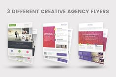 Creative Agency Flyer by redwanulhaque on @creativemarket