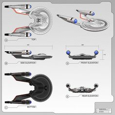 Star Trek Beyond production artist Sean Hargreaves is responsible for many of the most eye-catching designs from the film, and has been s...