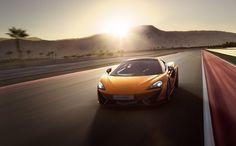 McLaren Sports Series - 570S - Design