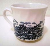 Churchill China Brook Blue Tall Mug
