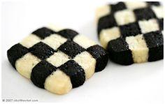 Checkerboard Cookie Recipe