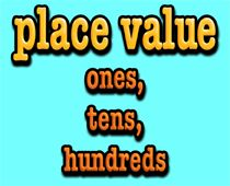 place value video- to the hundreds. This is awesome! Helped Hanna learn place value :) also has other songs about math too
