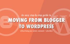 New tutorial is up! Step-by-step guide: How to MIGRATE from Blogger to…