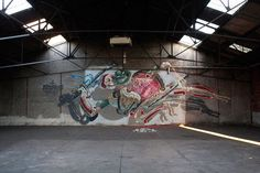 nychos street art