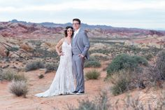 Congrats Samantha & Matthew! #lasvegaswedding #valleyoffirewedding #desertwedding #luvbug #lasvegasweddingphotographer