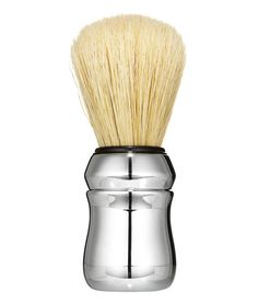 GIFTS FOR GUYS - A truly elegant hint that you've had it with the beard. Proraso Men's Shaving Brush, $19; bigelowchemists.com. Click through for more husband gifts and unique Christmas presents.