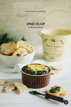 Cibo's Spinach Dip by Pepper.Ph. In this article, we'll show you how quick and easy it is to recreate Cibo's Spinaci Zola Dip.