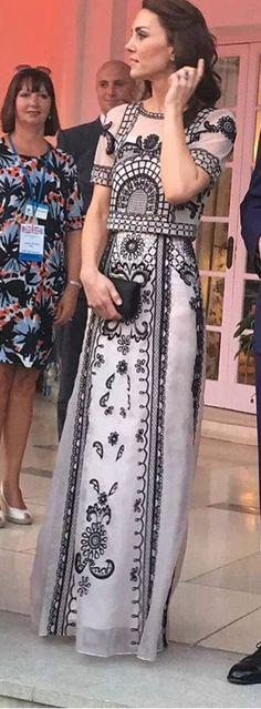 Kate Middleton in India!