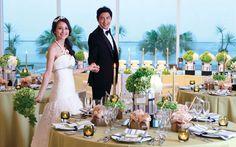 【公式】PARTYSPACE|施設紹介 |静岡市(静岡)の結婚式場【ベイサイド迎賓館(静岡)】 - ハウスウェディングのT&G