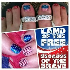 Jamberry 4th of July. To shop: shellypruss.jamberrynails.net or follow me on FB at www.facebook.com/sprussjamberrynails