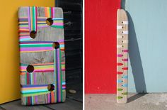3D Textiles and Objects by artist Ella Robinson