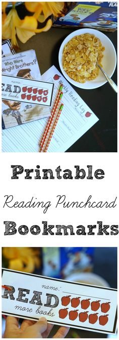 Encourage and reward emerging readers with these printable reading punchcard bookmark for kids. Track daily required reading easily! AD