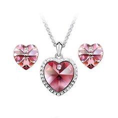 adca44f0d4 A(z) ékszer nevű tábla 8 legjobb képe | Crystal necklace, Jewelry és ...