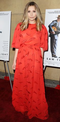 Nice Red Evening Dress Elizabeth Olsen channeled her inner bohemian at the I Saw the Light premiere in ... Check more at http://24myshop.cf/fashion-style/red-evening-dress-elizabeth-olsen-channeled-her-inner-bohemian-at-the-i-saw-the-light-premiere-in/