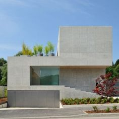 squared : House D  ~ Great pin! For Oahu architectural design visit http://ownerbuiltdesign.com