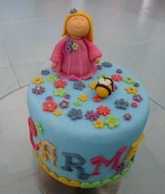 Estrade's cakes: tarta hecha en familia :)