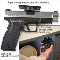 NRA Store Rapid Access Gun MagnetLoading that magazine is a pain! Get your Magazine speedloader today! http://www.amazon.com/shops/raeind